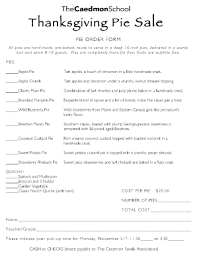 pie order form template fillable pie fill online printable fillable blank pdffiller