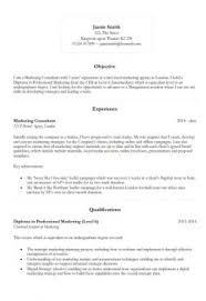 Cv Resume Template Simple 48 CV Templates Free To Download In Microsoft Word Format