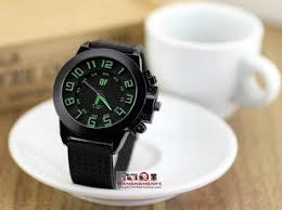 men black rubber watch gift green quartz sports watches for men black rubber watch gift green quartz sports watches Â