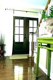 entry door curtains curtain panel front sidelight side light for glass