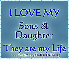 Love My Children Quotes Classy Love My Son Quotes Love My Son I Love My Sons Daughter Like 48