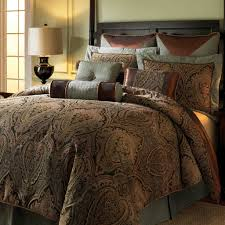 King Comforter Set - Brown, Canovia Springs by Hampton Hill ...