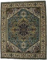 delightful hand knotted rare area rug oriental carpet rugs from india indian silk dazzling round