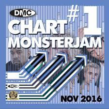 Dmc Chart Monsterjam 16 Dmc Monsterjam Chart 001 Djremixalbums Com