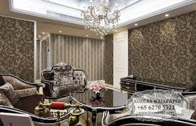 office wallpapers design 1. Contemporary Design Grand Living Room Using Polaris 730 Stripes Victorian Wallpaper Inside Office Wallpapers Design 1 E
