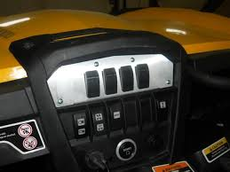 can am maverick fuse block rocker switches dash panel can am can am maverick fuse block rocker switches dash panel
