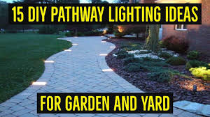 pathway lighting ideas. 15 DIY Pathway Lighting Ideas For Garden And Yard E
