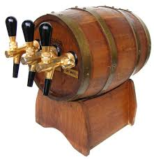 oak wine barrels. amazing oak wine barrel wines on tap dispenser for 3 different great bar item barrels