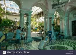 vizcaya museum gardens at coconut grove florida