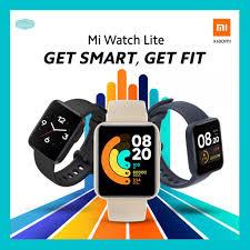 """Sẵn] Đồng hồ thông minh Xiaomi Mi Watch Lite - GPS/1.4"""" LCD Touch/Bluetooth  5.1/5ATM giá cạnh tranh"""