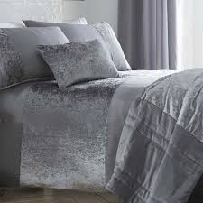 boulevard grey quilt covers and curtains