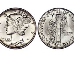 Roosevelt Dime Value Chart Roosevelt Silver Dime Values And Prices