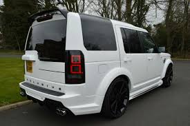 Xclusive Customz Wide Land Rover Discovery 3 Body Kit by Xclusive ...