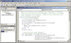 Mod The Machine Visual Basic For Applications Vba