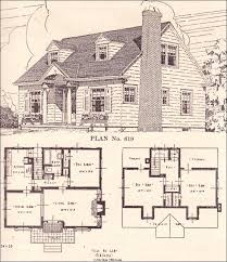 1940s house plans telegram book plan 1940s house floor plans