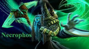 necrophos dota 2 7 00 youtube