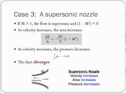 converging diverging nozzles