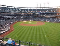 Citi Field Baseball Seating Chart Citi Field Section 301 Seat Views Seatgeek