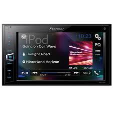 double din car stereos car audio centre pioneer mvhav290bt