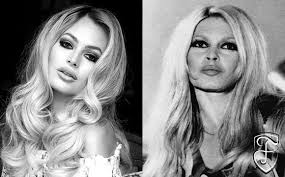brigitte bardot s makeup looks throughout the decades