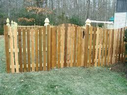 Gothic Fence Pickets Picket Gates Gatehouse White Gothic Picket