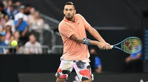 Ник кириос / nick kyrgios. Kyrgios Survives To Face Nadal In Australian Open