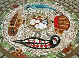 Birds Mosaic, Higher Openshaw ...