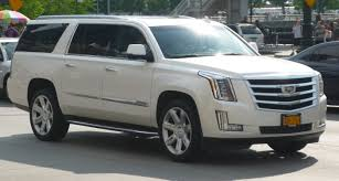2018 cadillac pickup truck. wonderful truck 2016 escalade esv sporting the new cadillac crest in 2018 cadillac pickup truck