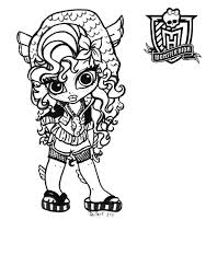monster high baby coloring pages. Plain Pages Monster High Baby Coloring Pages To Print For I