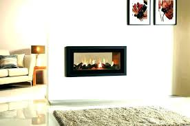 2 sided fireplace indoor outdoor gas