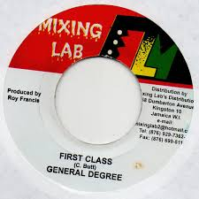 First Class Degree Cool General Degree Steely Clevie First Class Macca Vinyl At