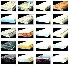 laminate countertop edge choices edge types edging options granite edges image result for types of granite edges for laminate edge laminate countertops edge