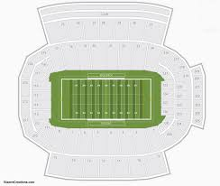 Carter Finley Stadium Seating Chart Rows Nc State Carter Finley Stadium Seating Chart