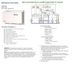 bryant thermostat wiring diagram intertherm electric furnace bryant air conditioner model numbers at Bryant Thermostat Wiring Diagram