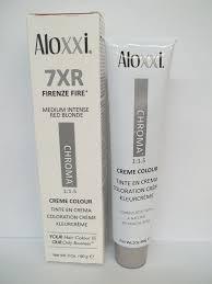 Buy Aloxxi Andiamo Lets Go Platinum Chroma Permanent Creme