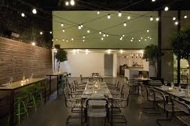 unique restaurant lighting ideas leds. beautiful leds string lights  indoor outdoor patio terrace hospitality design  commercial interior restaurant intended unique lighting ideas leds e