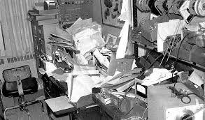 messy office pictures. Bob Pease Even Had A Messy Office Back In His Days Working For Philbrick The 1970s. Pictures