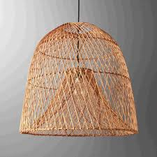 Mexican Basket Lights This Is Happening Natural Fiber Lighting