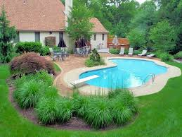 pool designs and landscaping. Gardening \u0026 Landscaping : Swimming Pool Design How To Decorate Supply Companies\u201a Into The Swim\u201a In Ground Designs And L