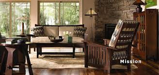 stickley mission furniture traditions