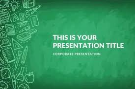 Powerpoint Backgrounds Educational 25 Free Education Powerpoint Templates For Teachers And
