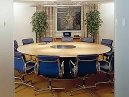 round boardroom tables 4