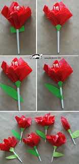 Easy Paper Flower Krokotak Easy Paper Flowers