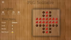 Wooden Peg Solitaire Game Peg Solitaire Winaero 51