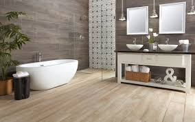Wood tile flooring bathroom Ceramic Floor Room Rooms Bathroom 24 Truewood Cream Wood Plank Porcelain Tile Laguna Anthracite Wood Plank Floor Decor Bathroom Gallery Floor Decor