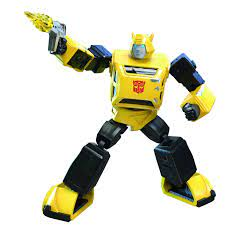 Transformers R.E.D. [Robot Enhanced Design] The Transformers G1 Bumblebee  Figure - Walmart.com - Walmart.com