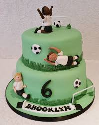 30 Exclusive Photo Of Football Birthday Cake Davemelillocom