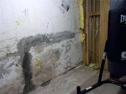 water seeping through basement wall wet basement evidence of water was found seeping through water seeping water seeping through basement wall