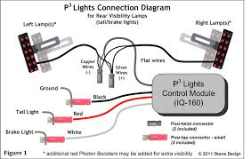 wiring diagram for motorcycle tail lights wiring p3 lights installation on wiring diagram for motorcycle tail lights
