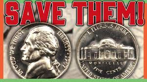 Rare Nickels Worth Money Full Steps Jefferson Nickels